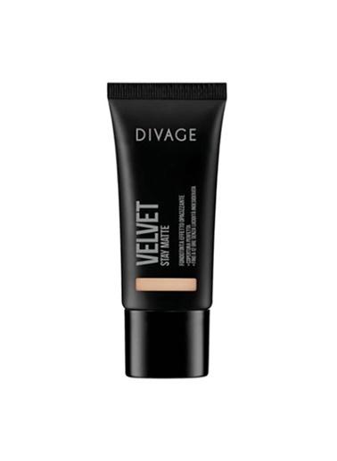 Divage Divage Velvet - 12 Saat Kalıcı Mat Fondöten 06 Ten